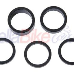 "Distantiere furca Contec Spacer Set 1"" (NEGRU)"