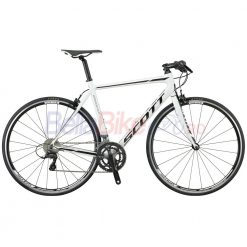Bicicleta Scott Speedster 50 FB Bike (ALB-NEGRU)