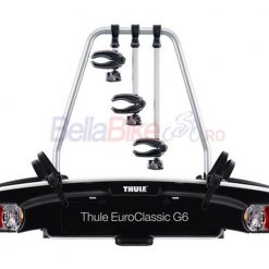 Suport biciclete Thule EuroClassic G6 929, prindere pe carlig, 3 biciclete