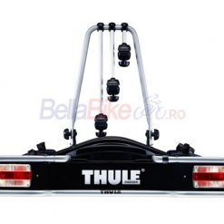 Suport biciclete Thule EuroRide 943, prindere pe carlig, 3 biciclete