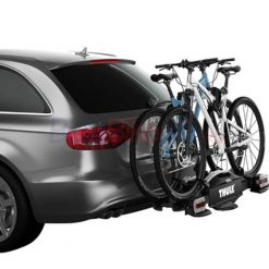 Suport biciclete Thule VeloCompact 925, prindere pe carlig, 2 biciclete