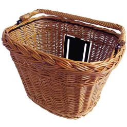 Cos de fata Basil Basimply Wicker, 29x39x29cm, impletit