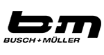 Busch and Muller  Grid Style 2 manufacturers m 479 BM logo