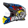 Casca copii O'Neal Dirt Lid Youth Junkie, alba Casca copii integrala ONeal Backflip RL2 Youth Evo Wild multicolor 100x100