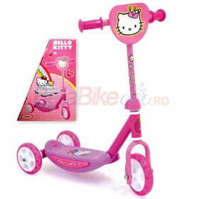 Trotineta Spartan Hello Kitty 3 - Rad, roz