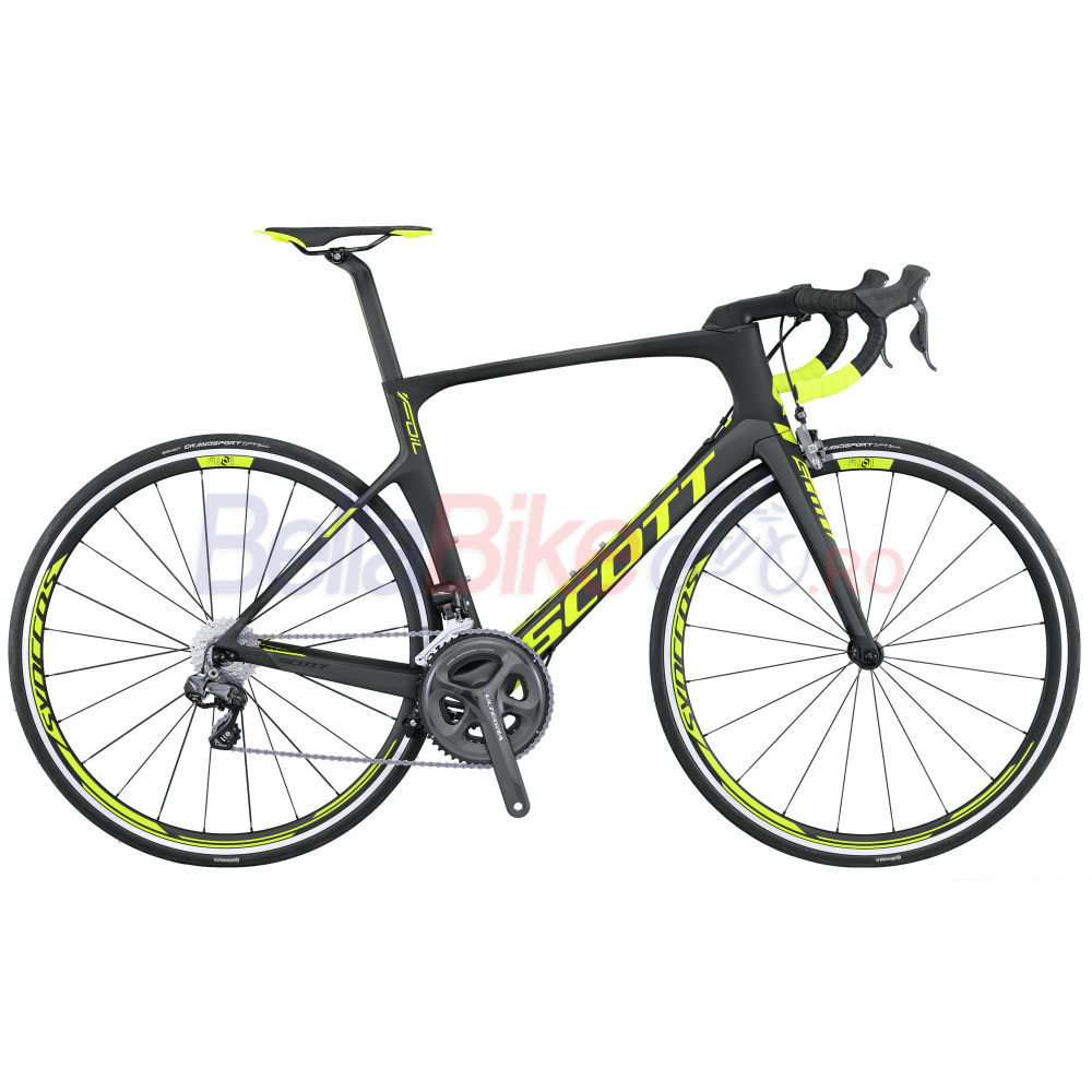 Bicicleta Scott Foil 10 Bike (NEGRU-ANTRACIT-GALBEN)  Galleries products Bicicleta Scott Foil 10 Bike  NEGRU ANTRACIT GALBEN