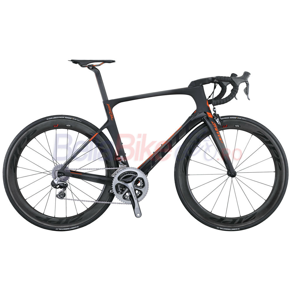 Bicicleta Scott Foil Premium Bike (NEGRU-PORTOCALIU)  Galleries products Bicicleta Scott Foil Premium Bike  NEGRU PORTOCALIU