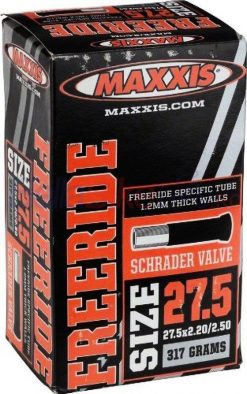 Camera 27.5X2.2/2.5 FV Maxxis Freeride 1.2mm Presta (NEAGRA)