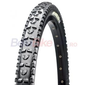 Anvelope 26x2.50 Maxxis High Roller 60TPI 2-ply wire SuperTacky Downhill (NEGRU)