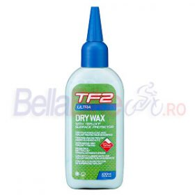 Lubrifiant cu teflon TF2 Ultra Dry Wax Weldtite, 100ml (ALB)