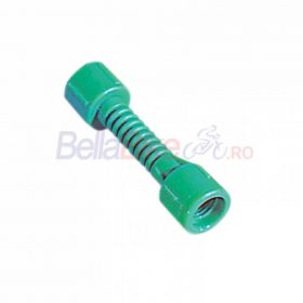 Rema Tip Top Adaptor ventil CO2 - DV Dunlop (VERDE)