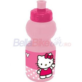 Bidonas de apa Hello Kitty (ROZ)