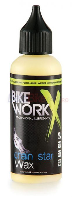 Lubrifiant BikeWorkx Chain Star Wax, 50 ml