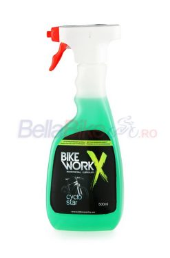 Spray de curatare BikeWorkx Cyklo Star, 500ml