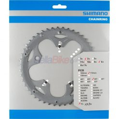 Foaie Shimano FC-2450 Chainring 46T-F, gri