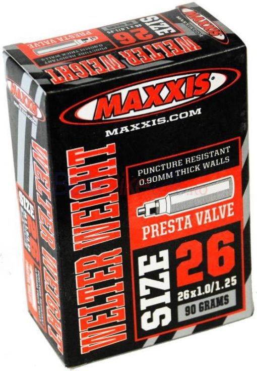 Camera Maxxis 26x1.0/1.25 FV48 Welterweight
