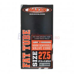 Camera Maxxis 27.5x2.50/3.00 FV RVC Fat Tube, Presta