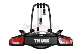 Suport biciclete Thule VeloCompact 926, prindere pe carlig, 3 biciclete