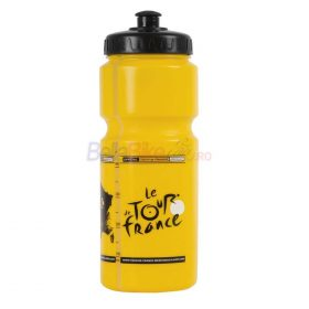 Bidon de plastic Tour de France, 800ml, galben