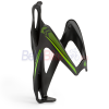 Suport de bidon KROSS Bottle Cage - Claw, negru-verde