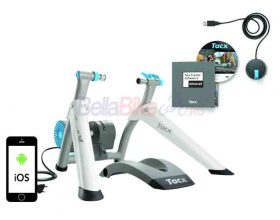 Rulou electromagnetic TACX T2180, Vortex Smart, interactiv, full connect