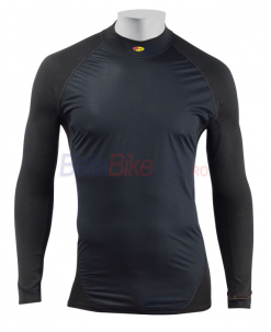 Haina de corp tricou lung Northwave Tech Front Protection, negru