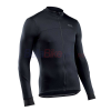 Tricou ciclism lung Northwave Force 2, negru