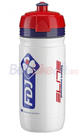 Bidon Elite Corsa FDJ Bio, 550ml