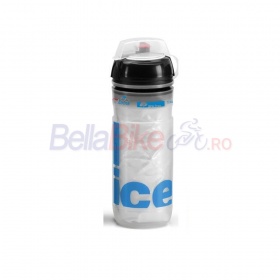 Bidon Elite Iceberg Thermal 2H, Graphic, 500ml, albastru