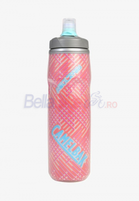 Bidon Camelbak Podium Big Chill, 7509ml, 17, flamingo