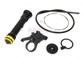 Kit reparatii RockShox Remote Upgrade PopLoc, Turnkey 30mm, dreapta
