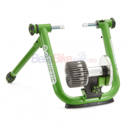 Kinetic New Road Machine Smart 2 Fluid Trainer, verde