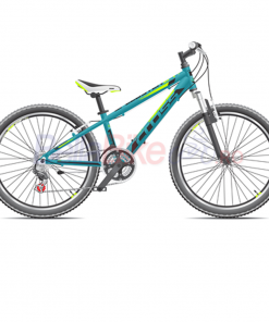"Bicicleta copii Cross Speedster 20"", otel, turcoaz"
