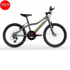 Bicicleta copii Kross HEXAGON MINI, 2019, gri-lime-argintiu  Bicicleta copii Kross HEXAGON MINI, 2019, albastru-portocaliu products Bicicleta copii Kross HEXAGON MINI  2019  gri lime argintiu 100x100