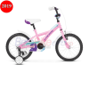 Bicicleta copii Kross Mini 3.0, 2019, roz-violet-turcoaz  Bicicleta copii Kross MINI 2.0, 2019, albastru-roz-violet products Bicicleta copii Kross Mini 3