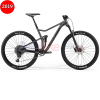 merida one twenty 9.xt Bicicleta Merida One-Twenty 9.XT Silk, 2019, titan-rosu Bicicleta FS Merida One Twenty 9