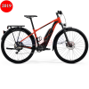 Bicicleta electrica Merida eBIG.NINE Limited Silk, 2019, negru-argintiu-rosu eBIG NINE 500 red EQ MOC19 100x100