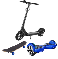 Hoverboard  Grid Style 3 categorie trotinete skate hover 247x254