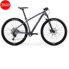 Bicicleta MTB Merida BIG NINE 500, 2020, galben-negru BIG NINE SLX EDITION slvblk MY2020 100x100