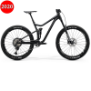 Bicicleta FS Merida ONE SIXTY 400, 2020, titan-negru ONE FORTY 900 grnblk MY2020 100x100